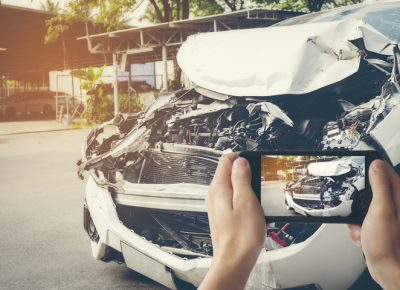 8 Things to Do When Involved Car Accidents